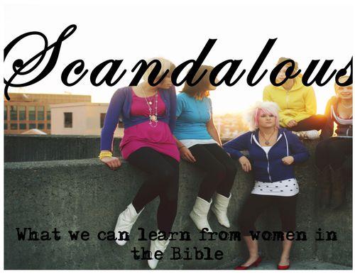 BibleStudy.Scandalous